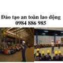 Đào tạo an toàn lao động