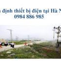 Kiểm định thiết bị điện tại Hà Nam