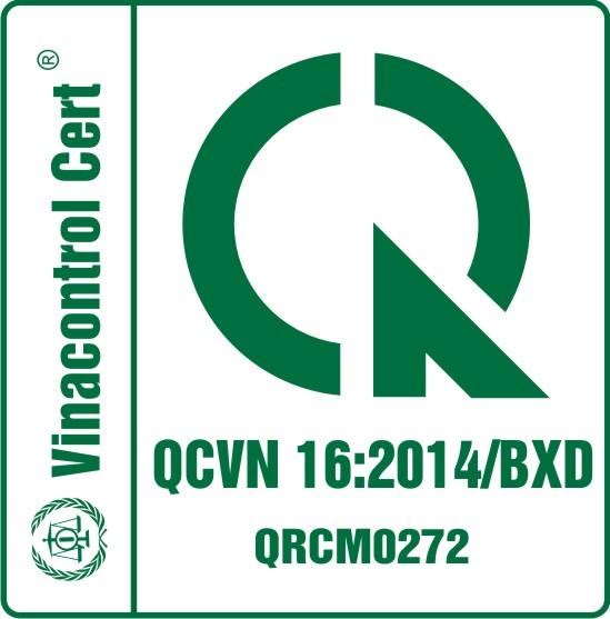 Quy chuẩn kỹ thuật vệ sinh an toànQCVN 12-1, 2, 3:2011/BYT