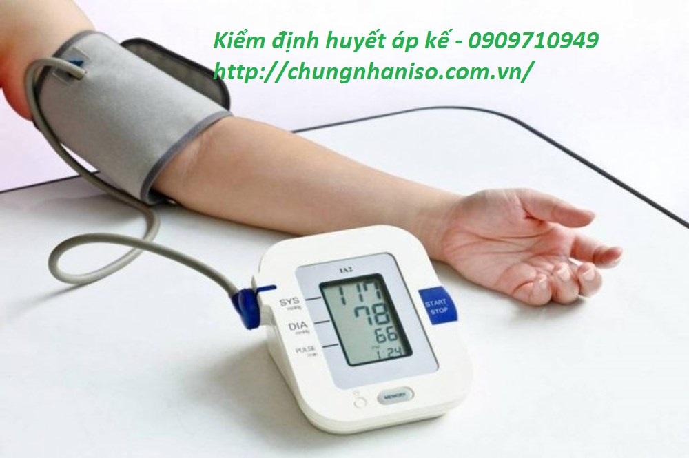 Kiểm định huyết áp kế