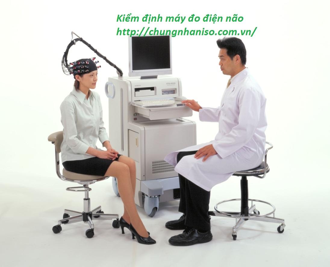 Kiểm định máy đo điện não