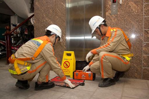 Đào tạo an toàn vận hành thang máy